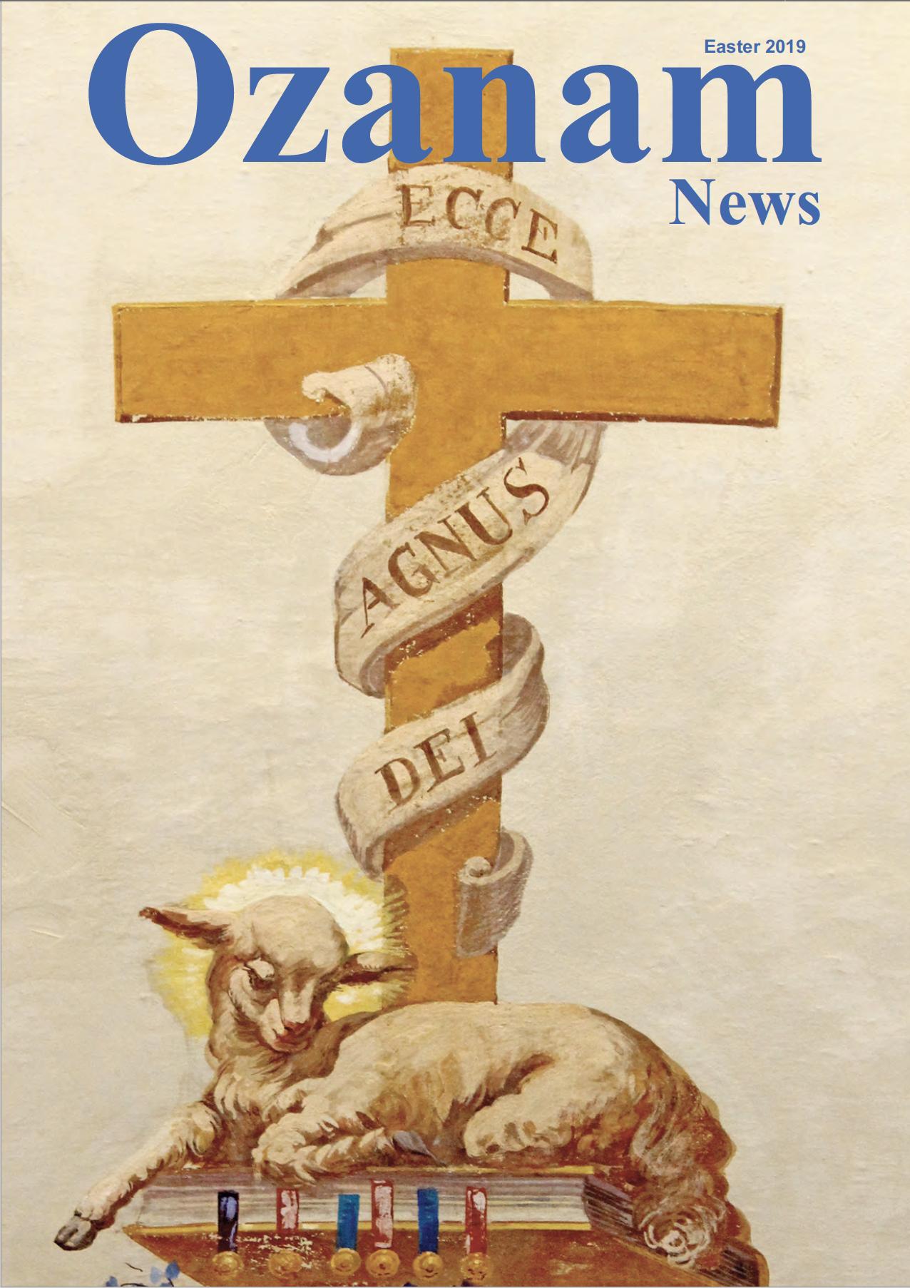 Ozanam News Easter 9