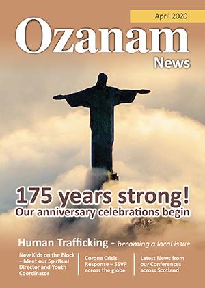 Ozanam News Easter 2020