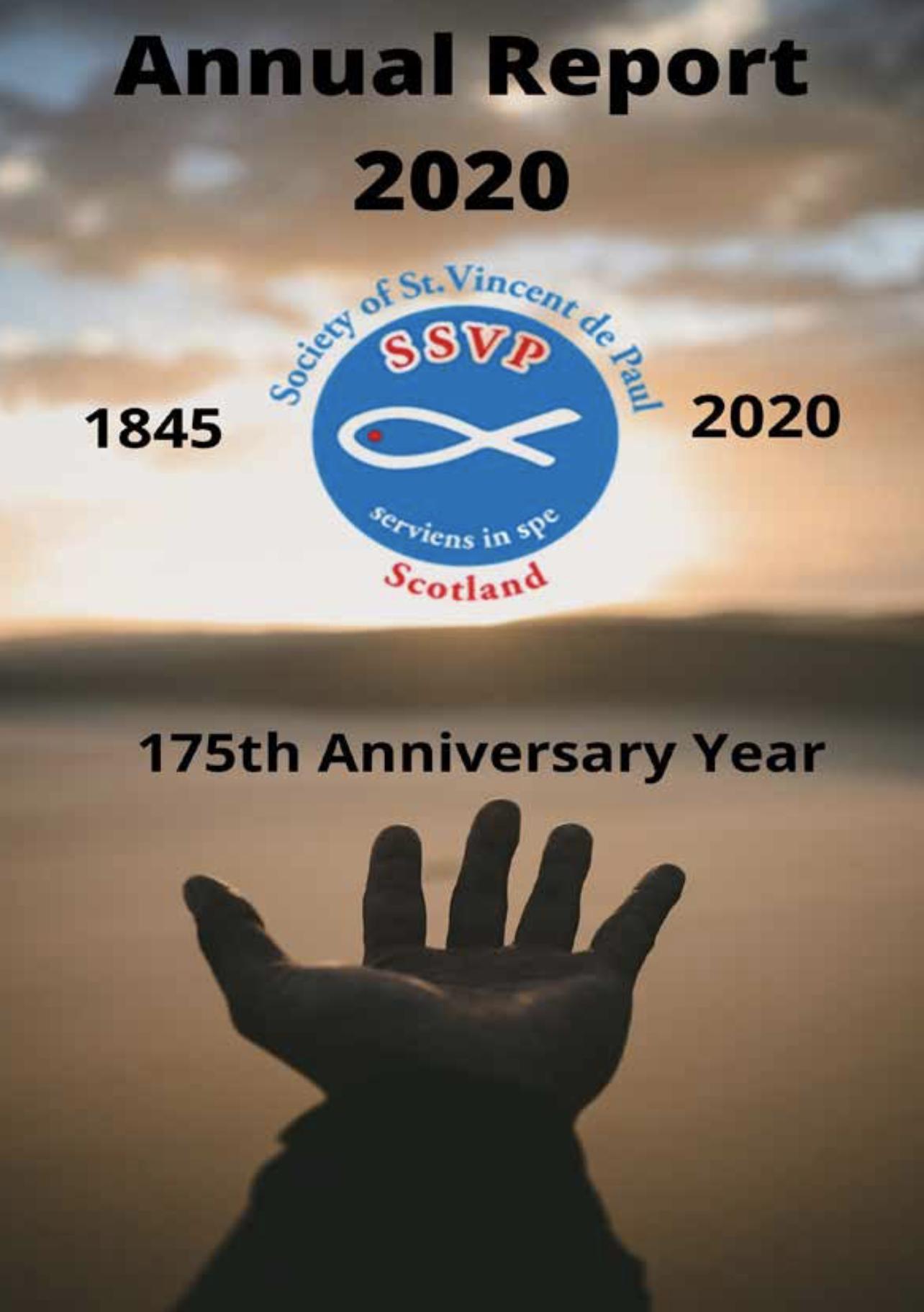 SSVP Annual Report 2020