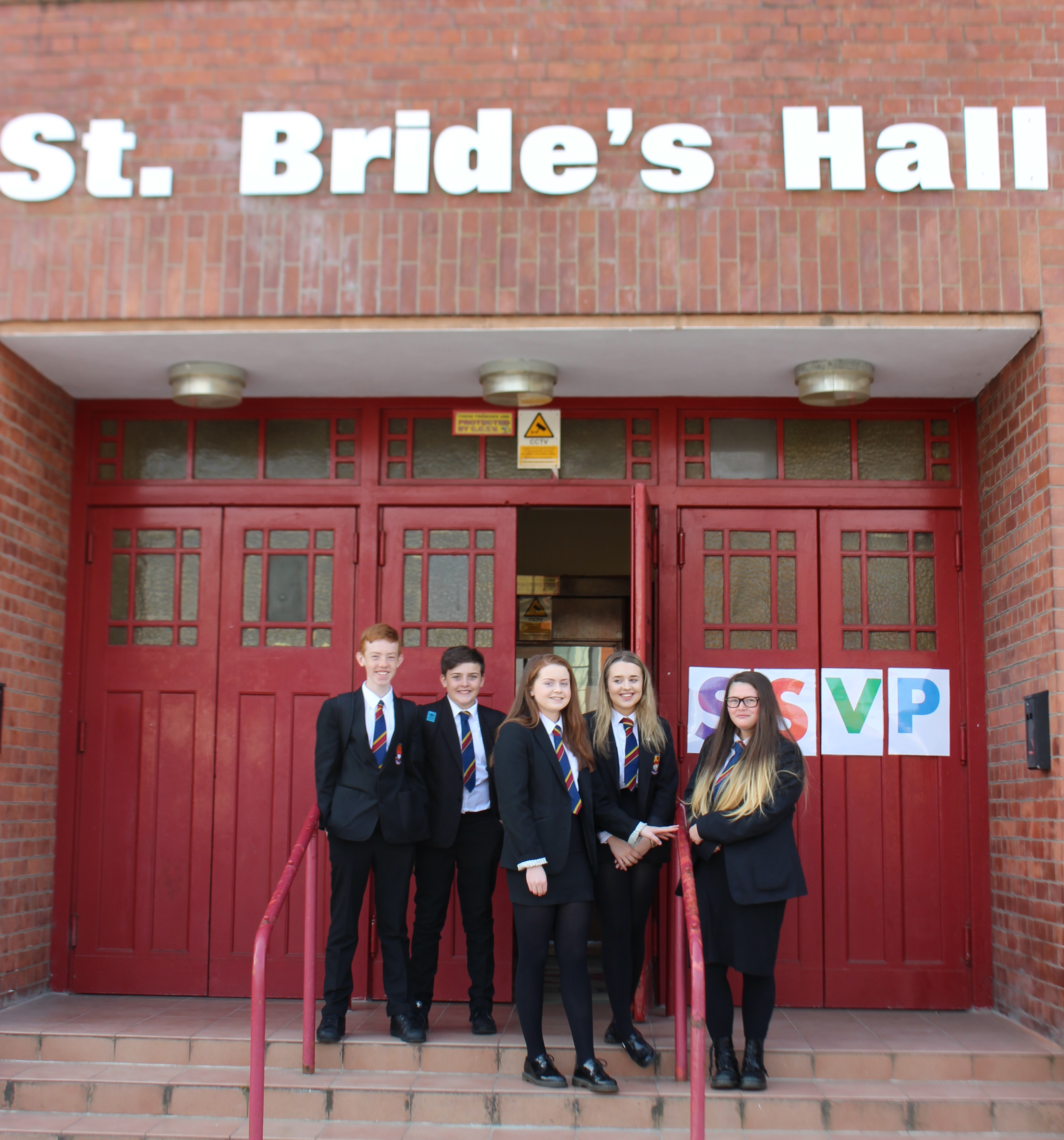 Youth SSVP celebrate Year of Mercy- National Youth Day ...
