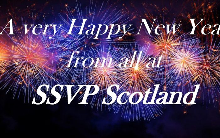 SSVP New year message
