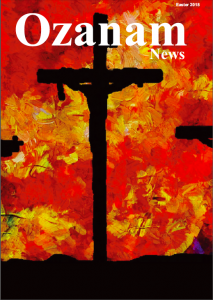 Ozanam News Easter 2018