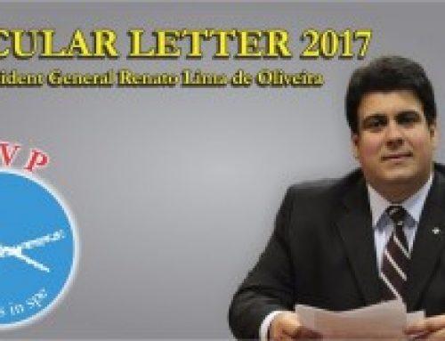 Letter from International President General