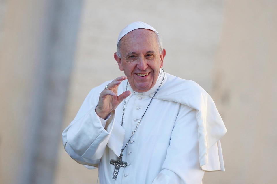 Pope Francis Visits Dublin