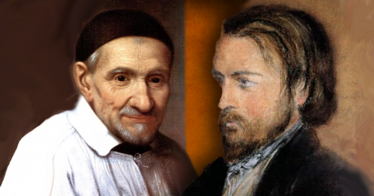 Vincent & Frederic : So similar, so different