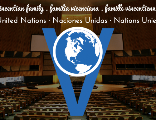 Vinentian Family at the United Nations